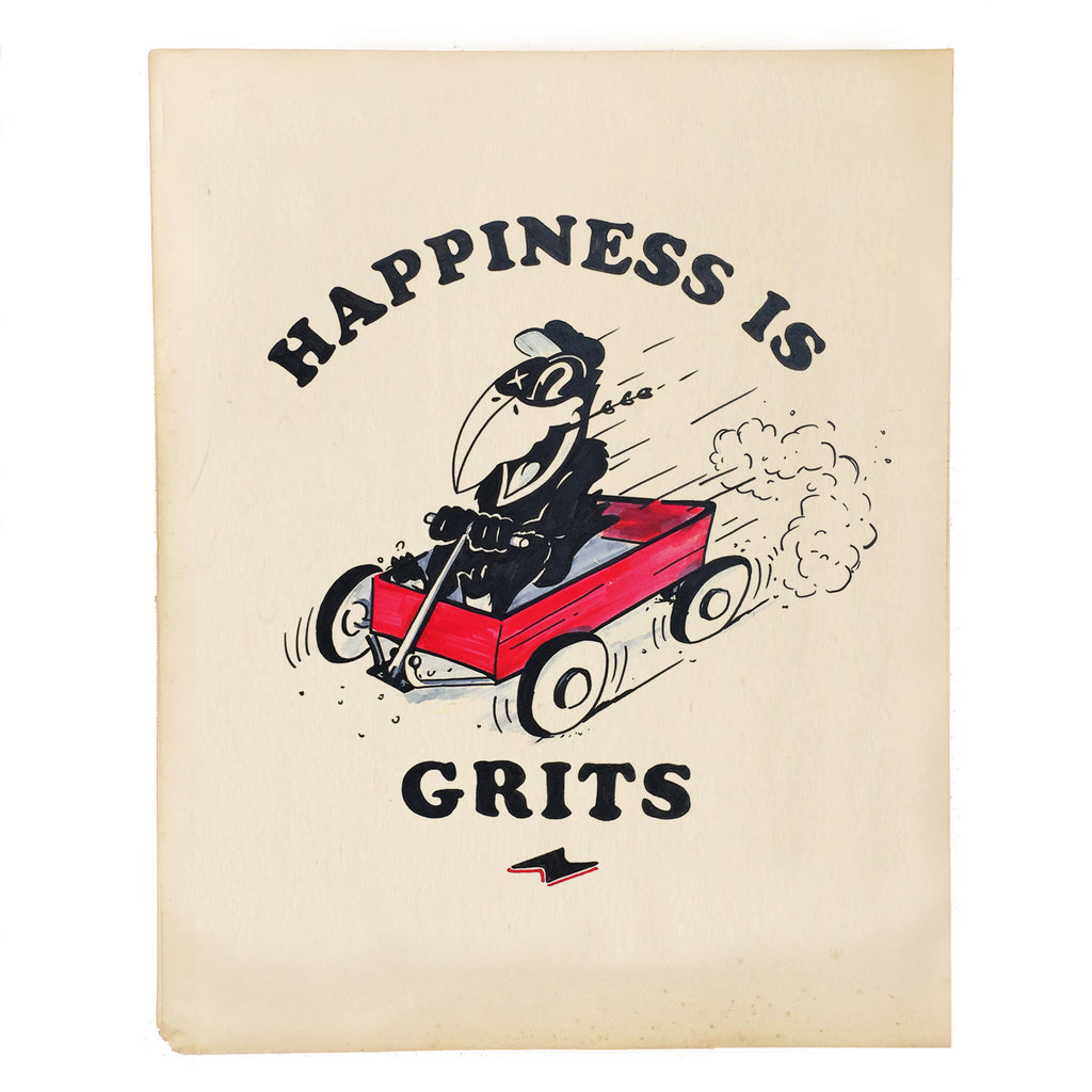 Happiness is Grits - Grits Co.
