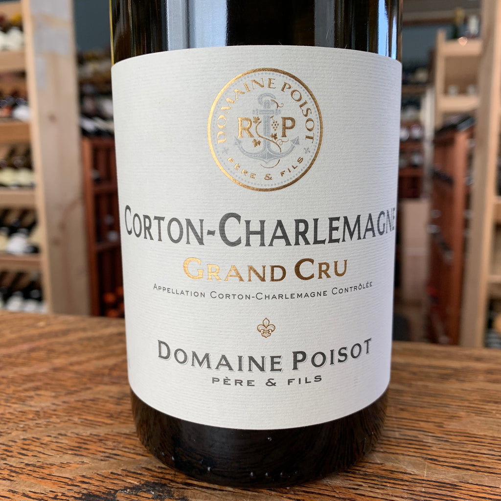Domaine Poisot Corton-Charlemagne Grand Cru 2016