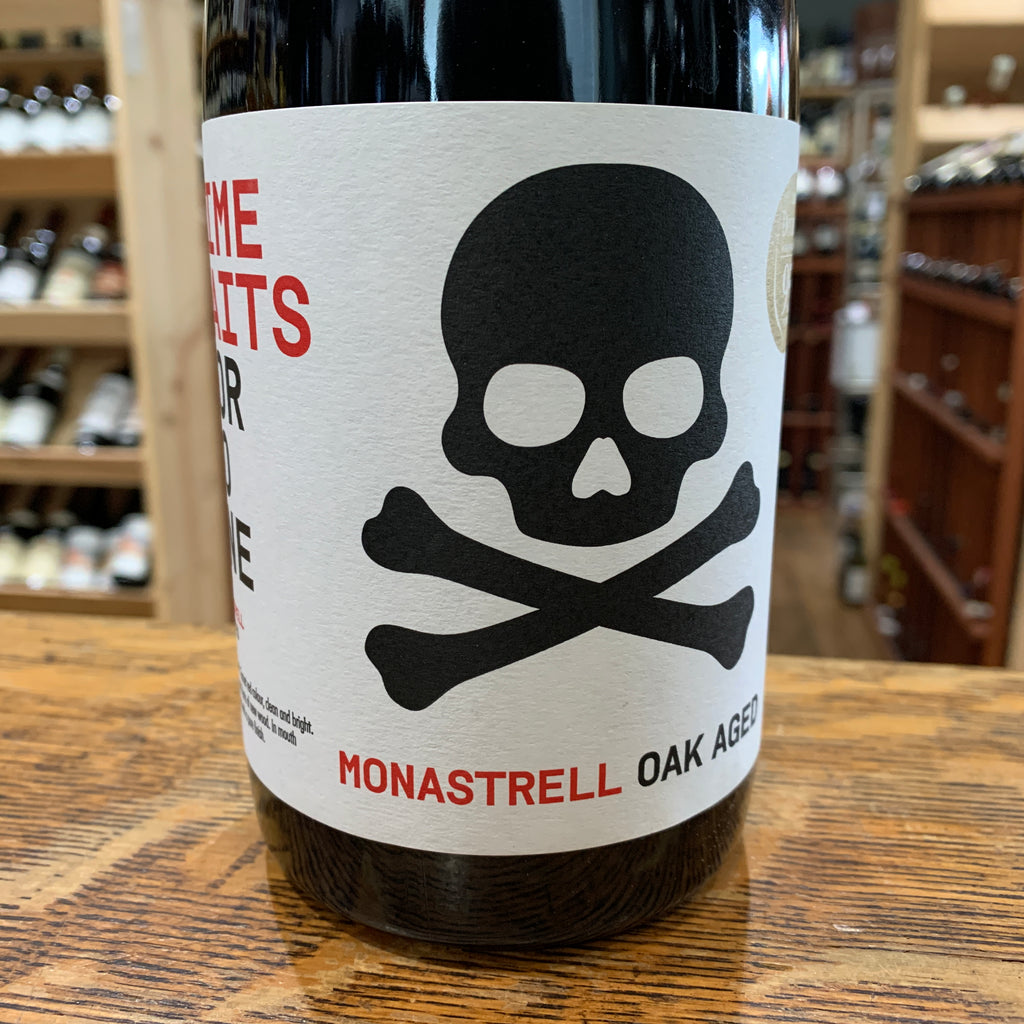 Time Waits For No One Monastrell 2017