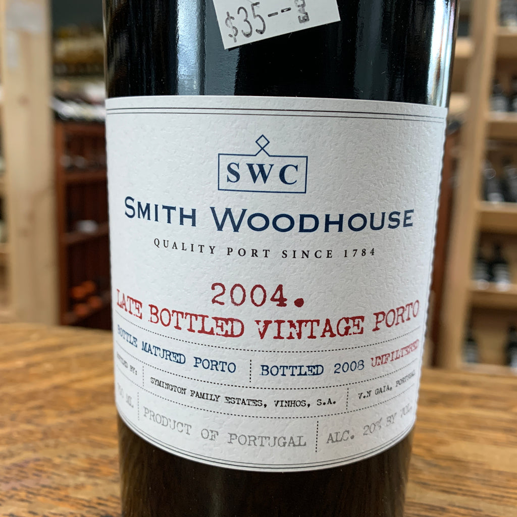 Smith Woodhouse LBV 2004