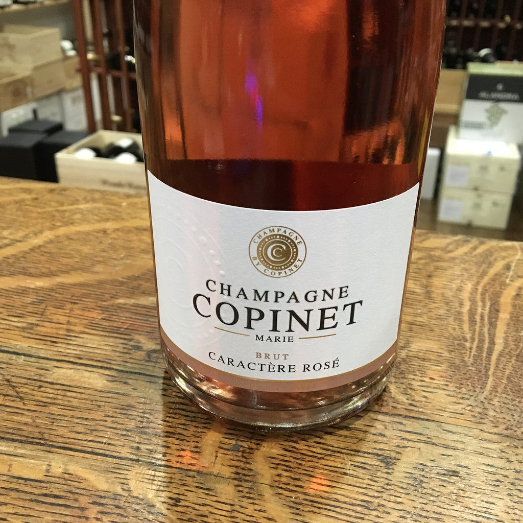 Champagne Copinet Brut Rose NV