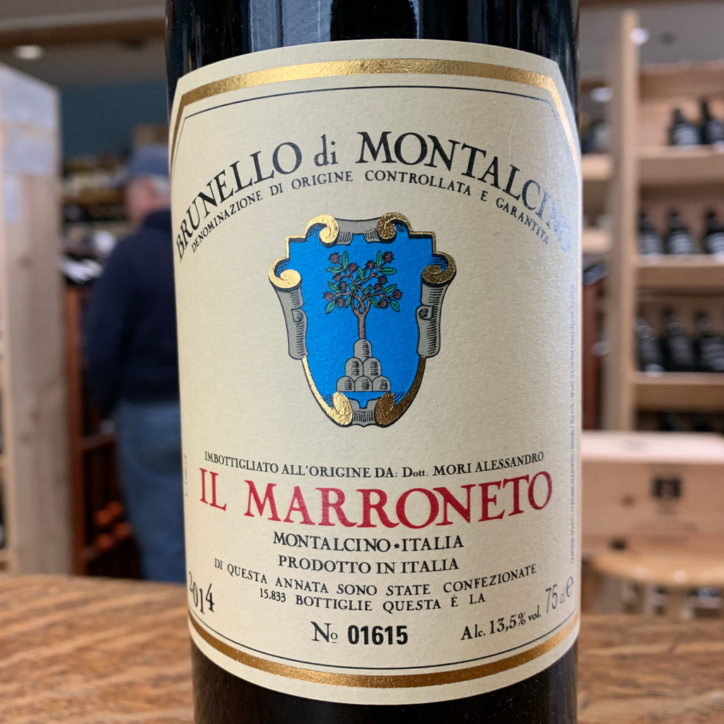 IL Marronetto Brunello di Montalcino 2014