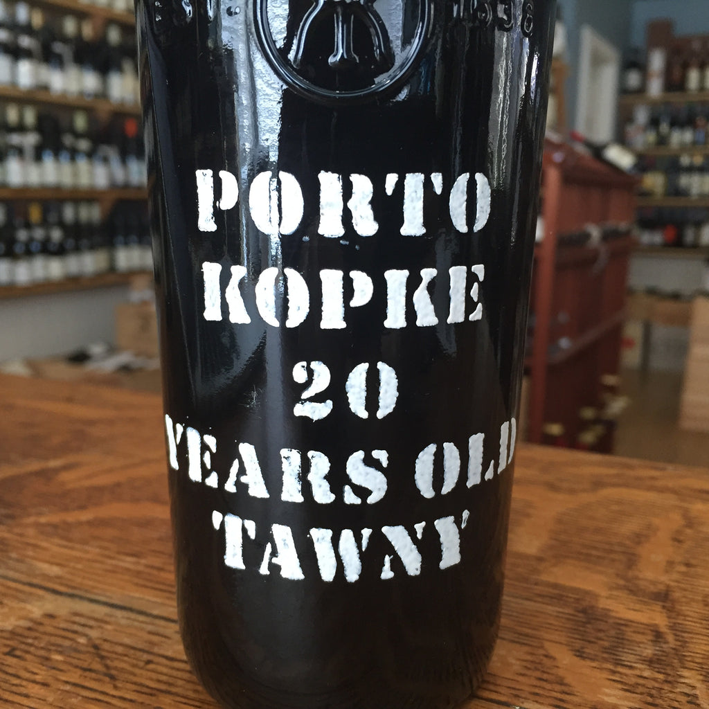 Porto Kopke 20 Years Old Tawny Port 375ml