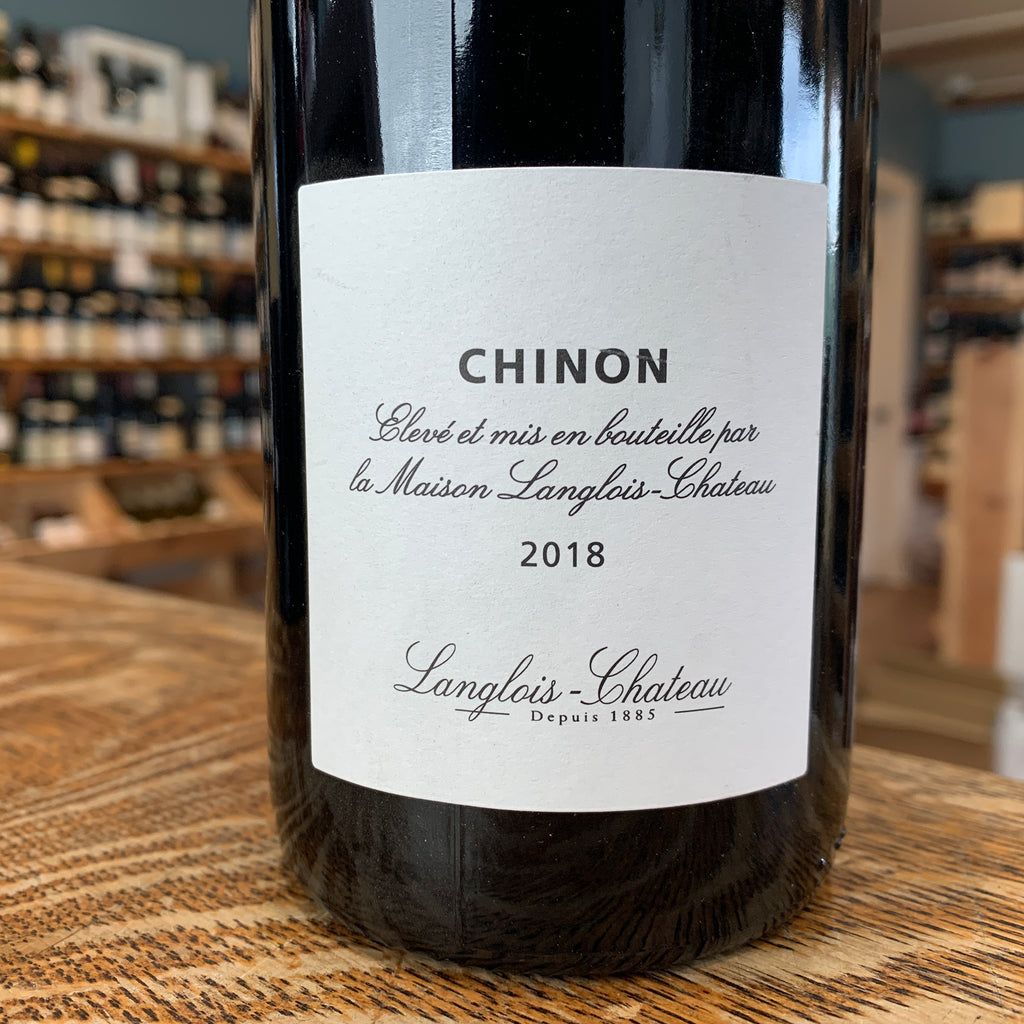 Domaine Langlois-Chateau Chinon 2018