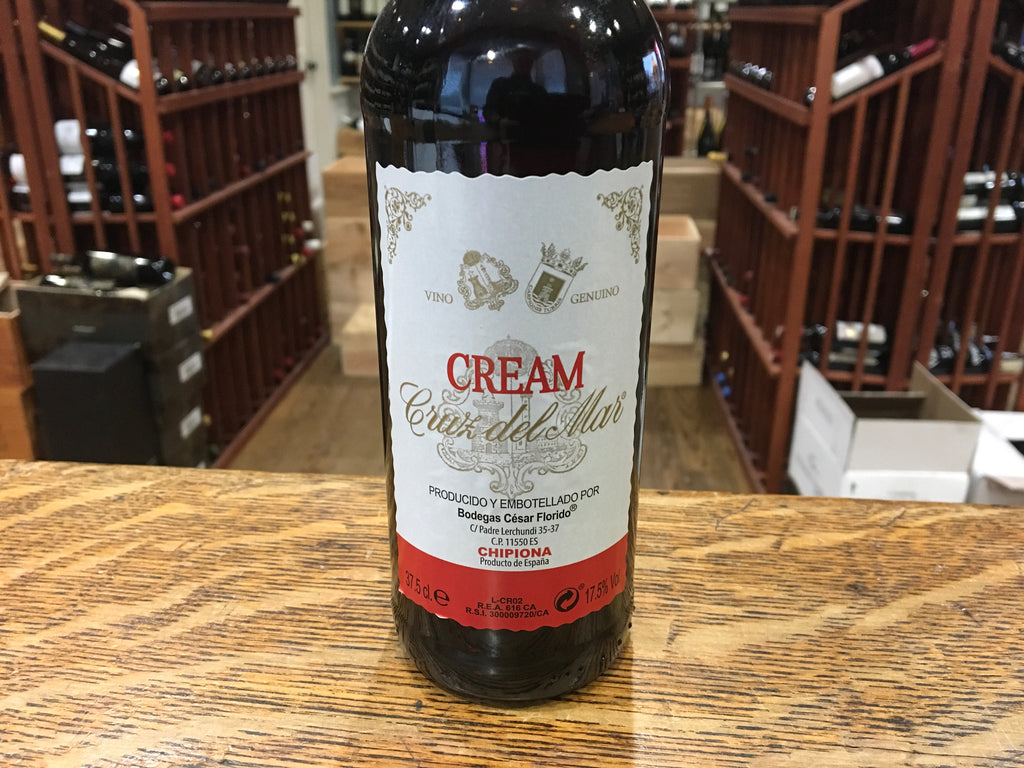 Bodegas Cesar Florido Cruz Del Mar Cream 375ml