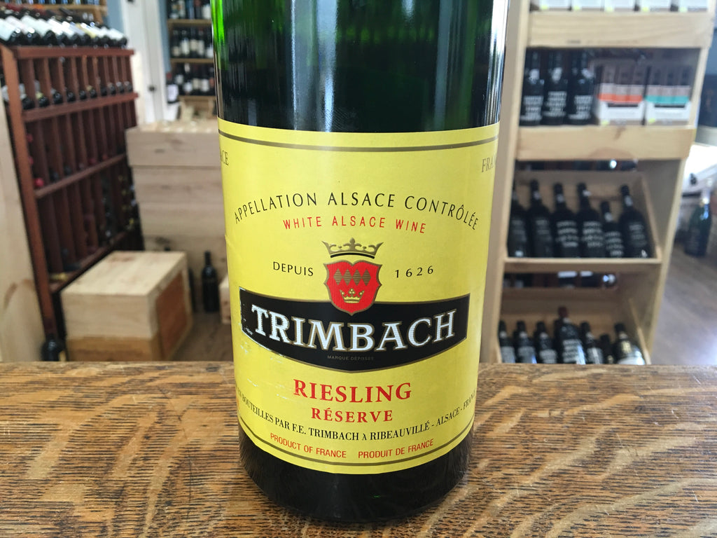Domaine Trimbach Riesling Reserve 2014