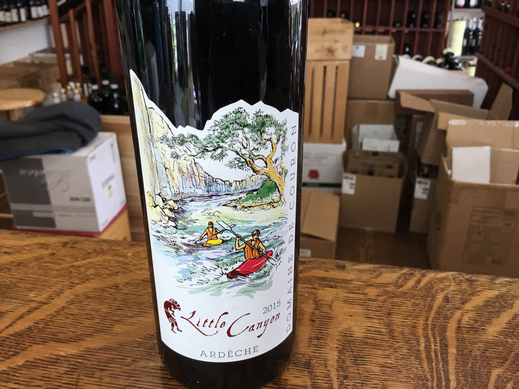 Domaine de Couron Little Canyon 2015