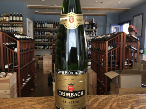 Trimbach Cuvee Frederic Emile Riesling 2010