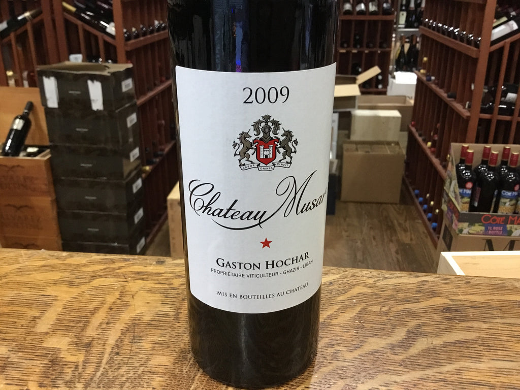 Chateau Musar Rouge 2009