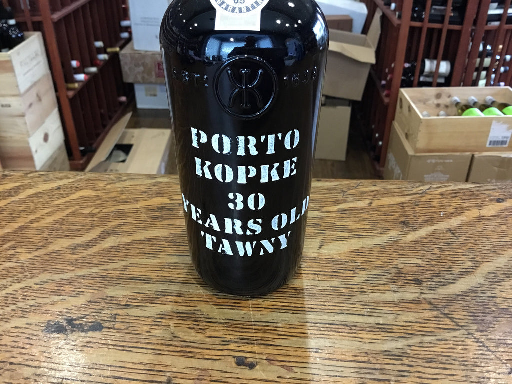 Porto Kopke 30 Years Old Tawny Port 375ml