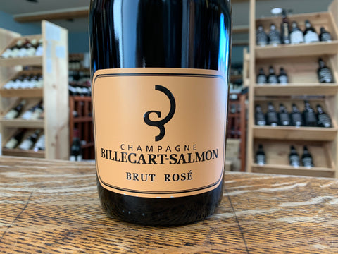 Champagne Billecart-Salmon Brut Rose NV