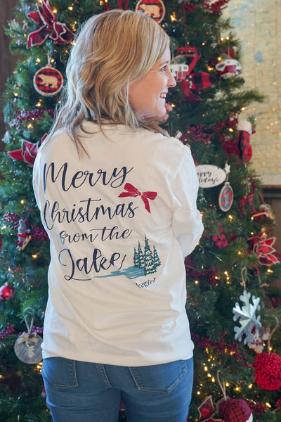 Merry Christmas from the Lake Long Sleeve