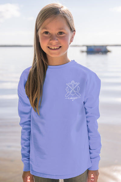 Youth Anchor/Paddle Tee