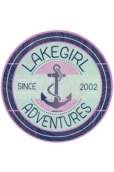 Equipped Anchor Sticker