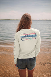 Anchors Ringspun Long Sleeve Tee