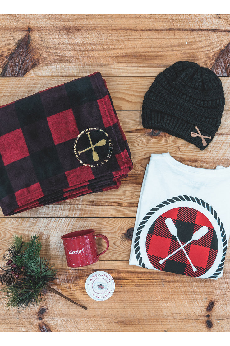 Buffalo Plaid Gift Package
