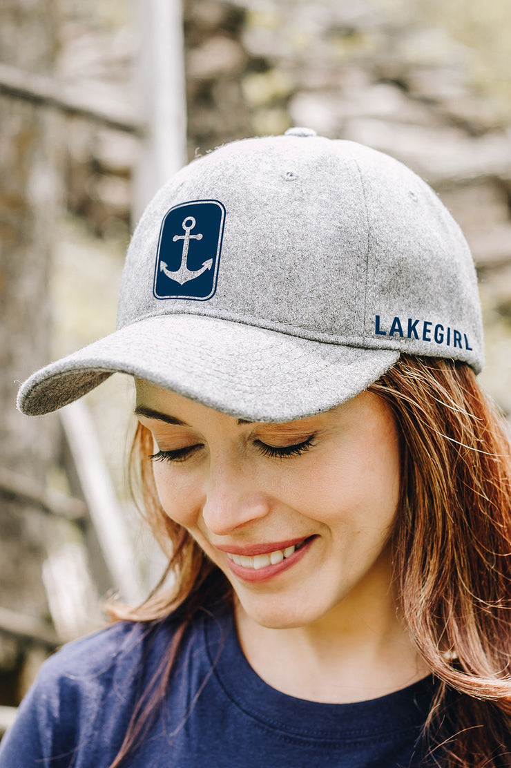 Wool Anchor Cap