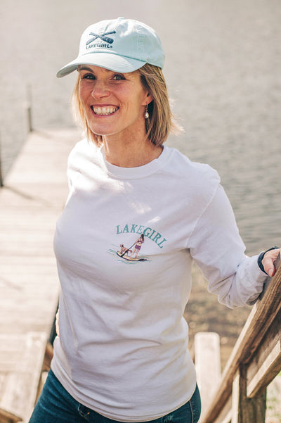 Paddle Board Long Sleeve Crew