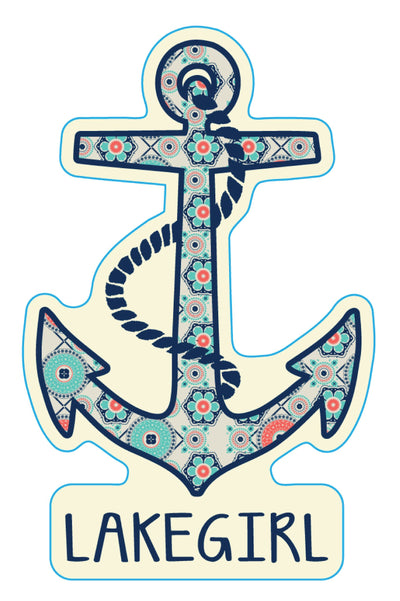 Wish List Anchor Wood Sign
