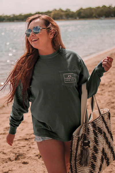 Good Times at the Lake Forest Long Sleeve Tee