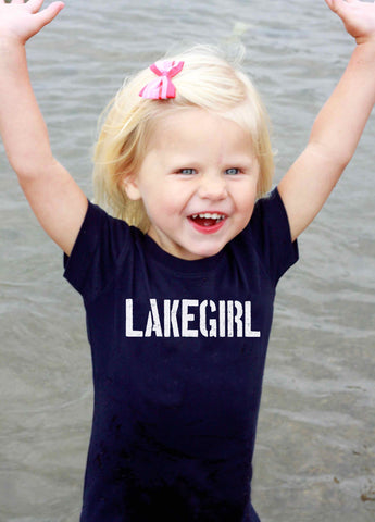 Lakegirl Toddler Simply Lakegirl tshirt