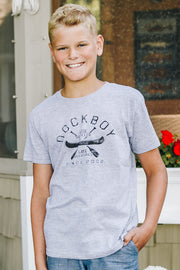 Dockboy Youth Lake Adventures Tee