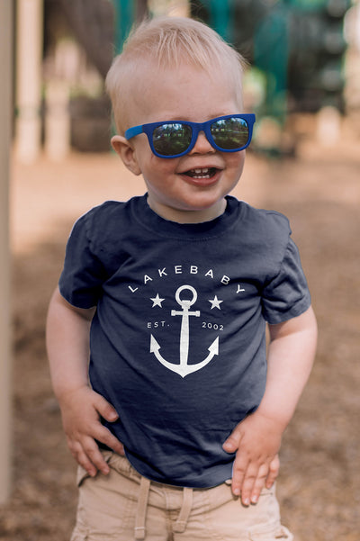 Lakebaby Dawner Anchor Tee