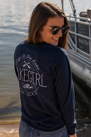 Lexy Paddles Long Sleeve Tee
