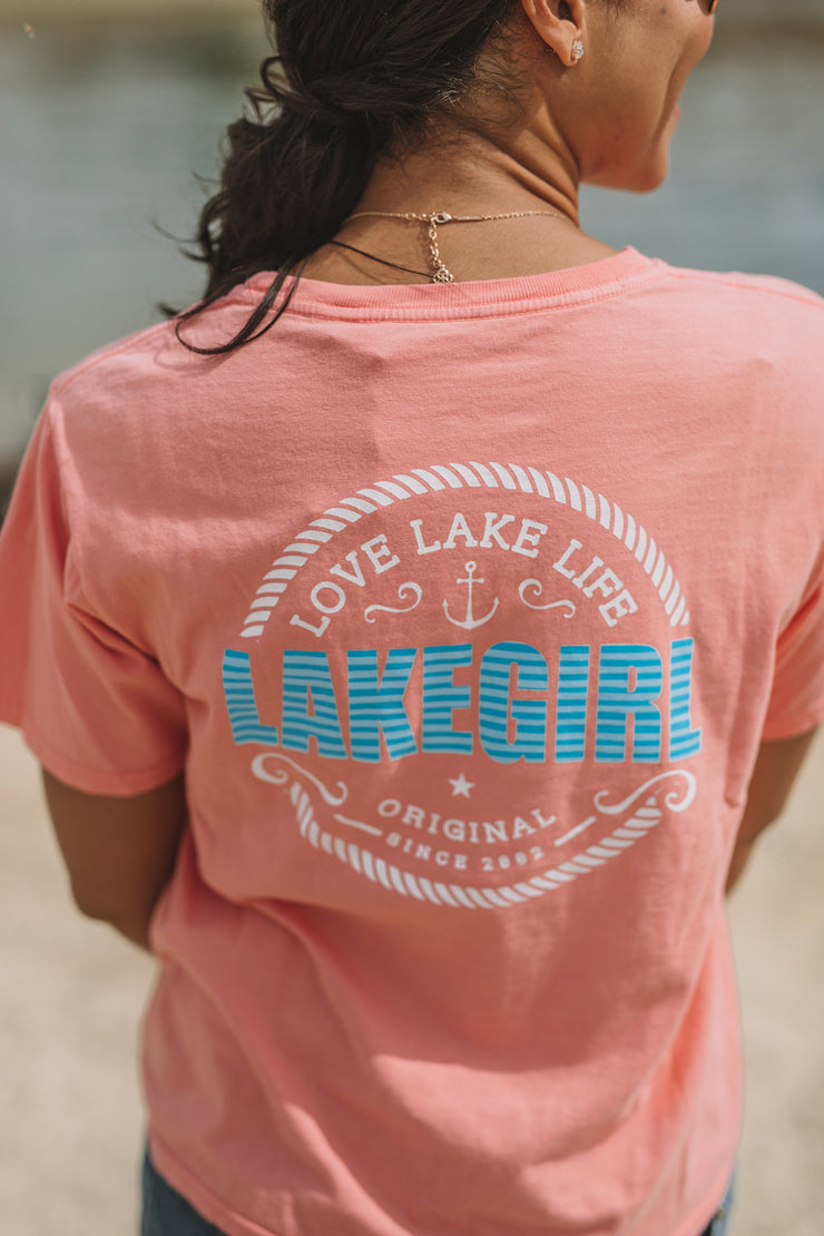 Mainstayer Lake Life Tee