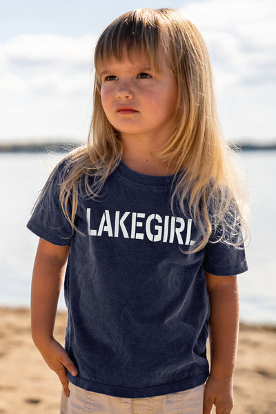 Toddler Simply Lakegirl Tee
