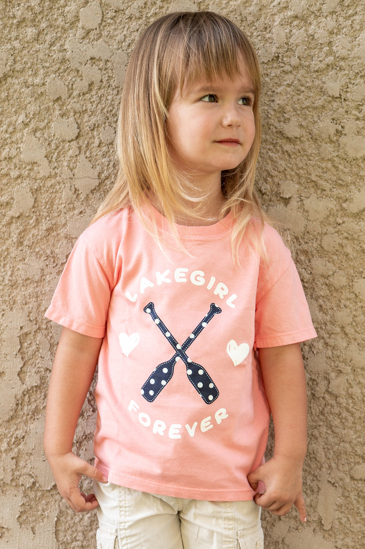 Toddler Hearts & Paddles Tee