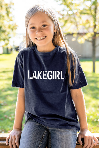 Youth Simply Lakegirl Tee