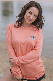 Melon Long Sleeve Rash Guard
