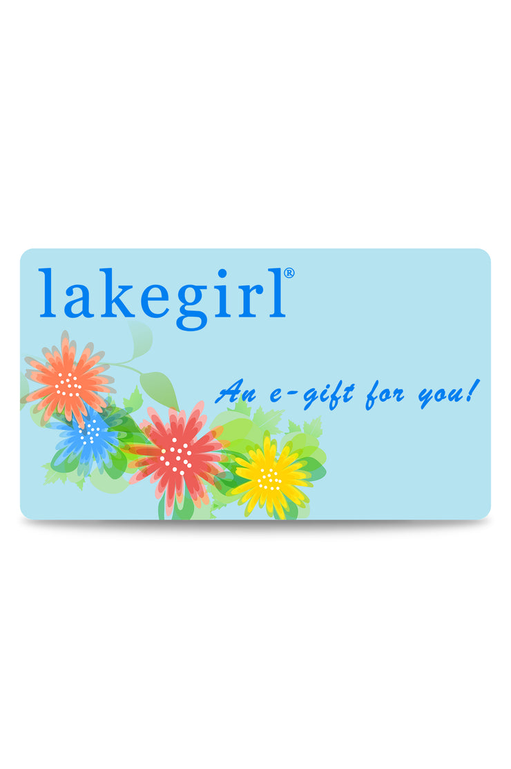 Lakegirl eGift Card