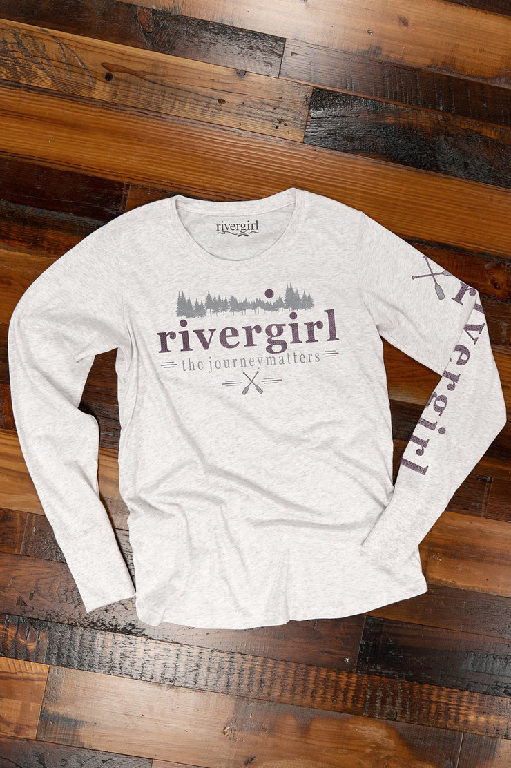 Rivergirl Pines Long Sleeve Tee