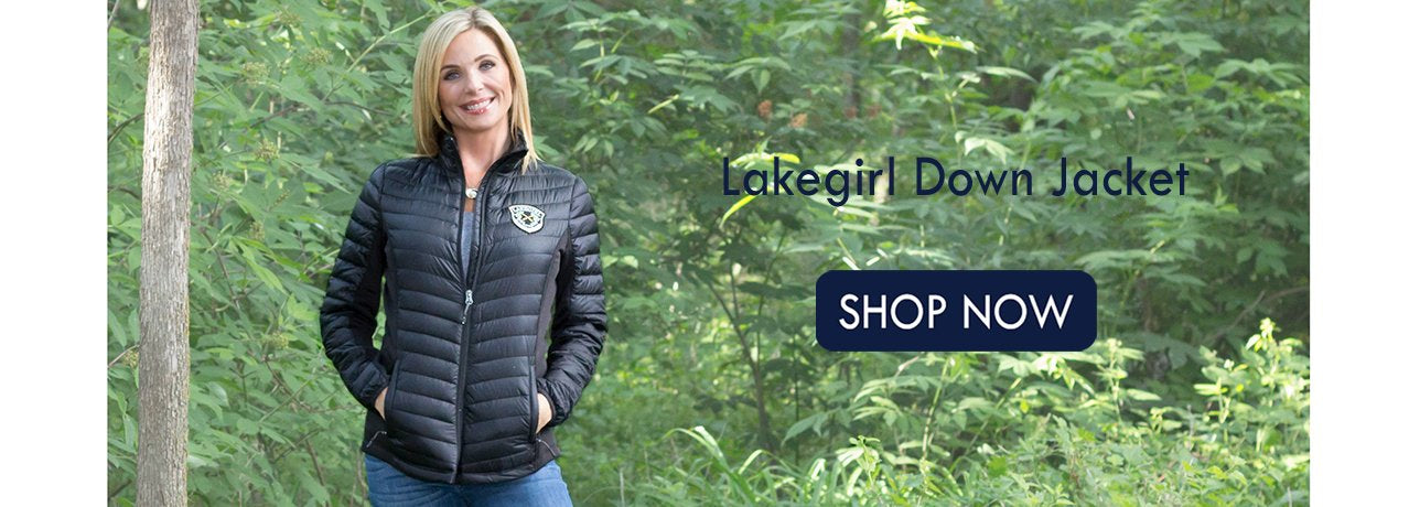 Lakegirl Down Jacket