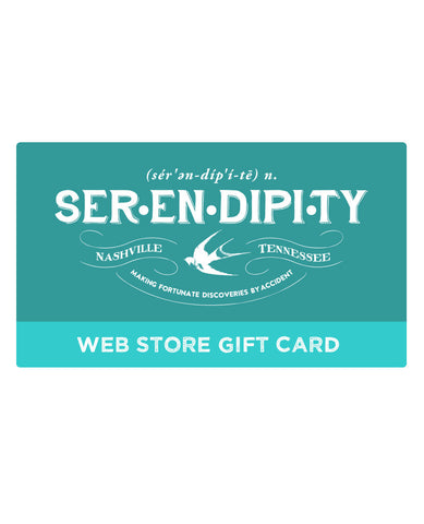 (Web Store) Gift Card