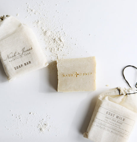 Goat Milk Soap By Nash and Jones