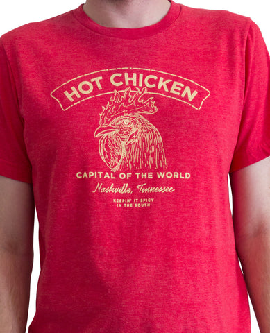 Hot Chicken Tee Unisex