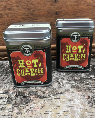 Hot Chicken Seasoning By J.M. Thomason