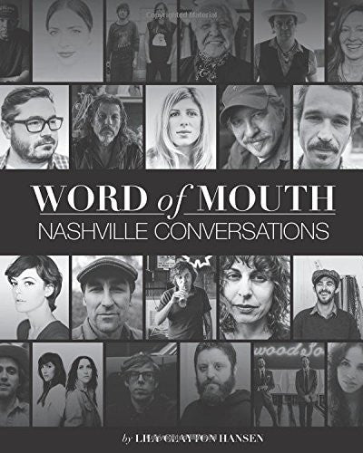 Word Of Mouth Nashville Conversations Book