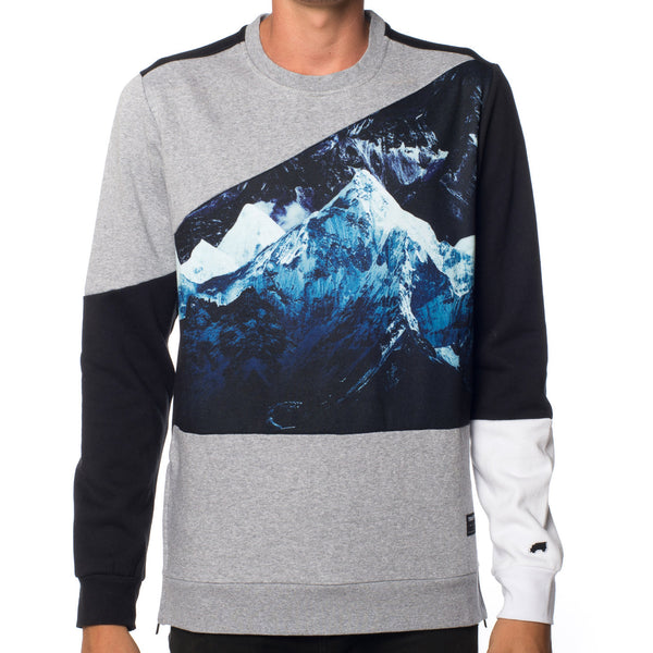 ALTITUDE COLOR BLOCK L/S CREW