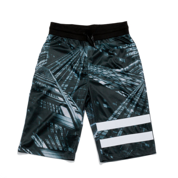 TRUKFIT -  BUILDING SHORTS