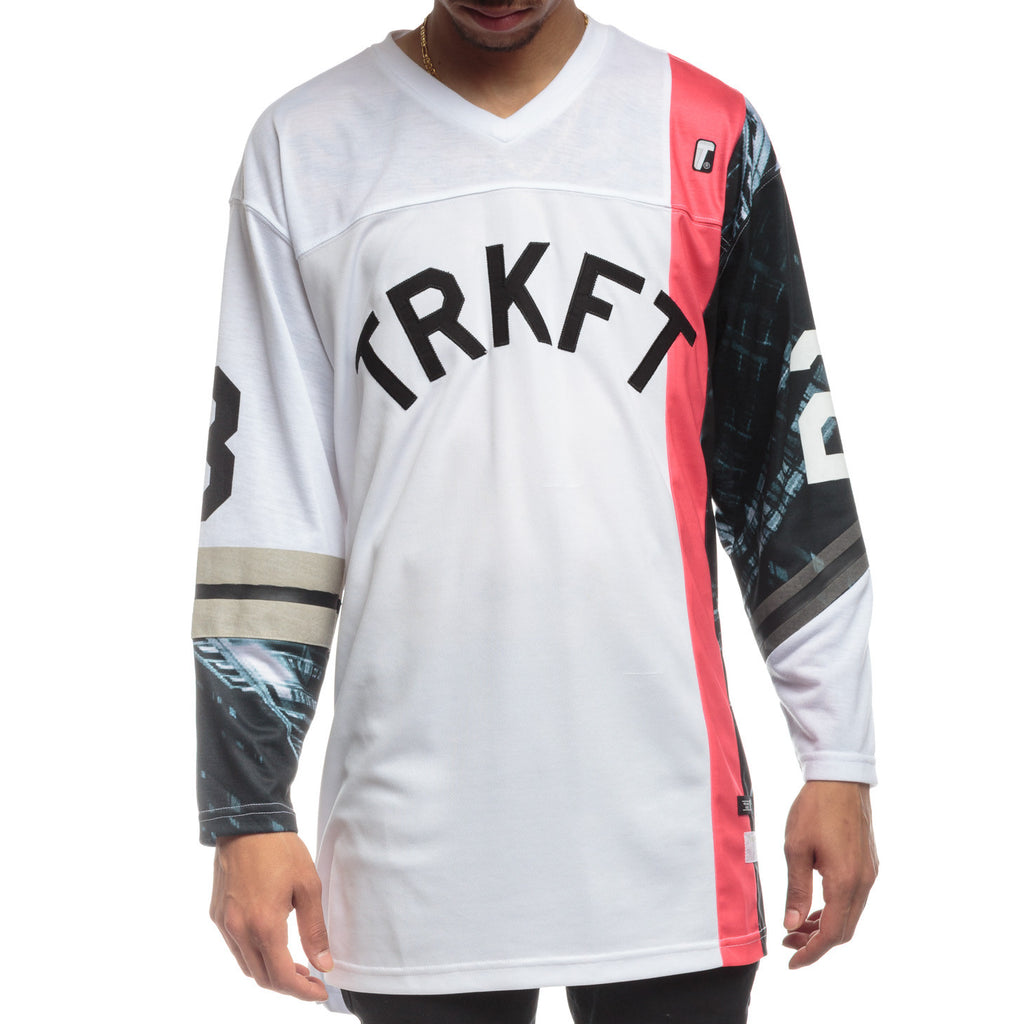 TRUKFIT -  COLORBLOCK REFLECTIVE JERSEY