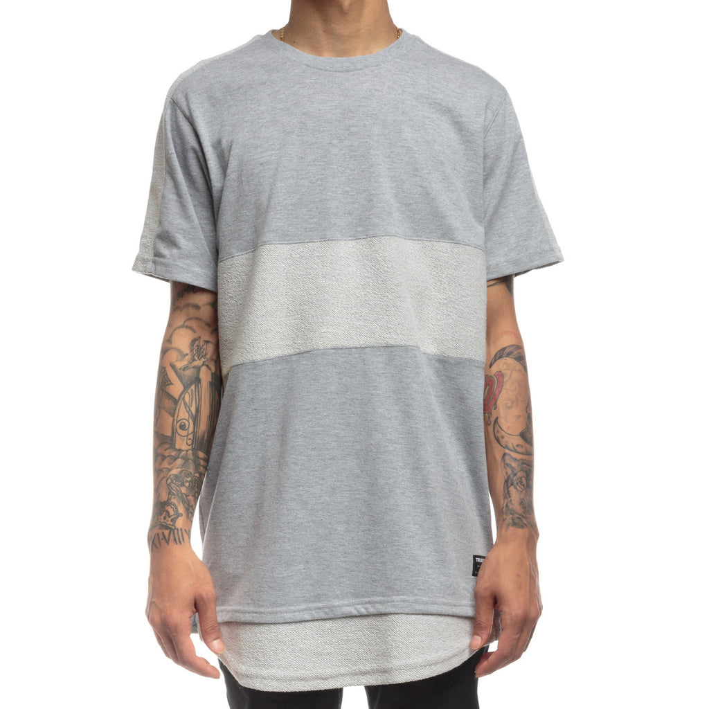 TRUKFIT - ELONGATED SCALLOP TEE