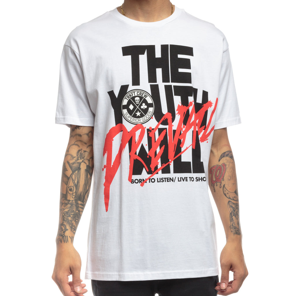 TRUKFIT -  PREVIAL TEE