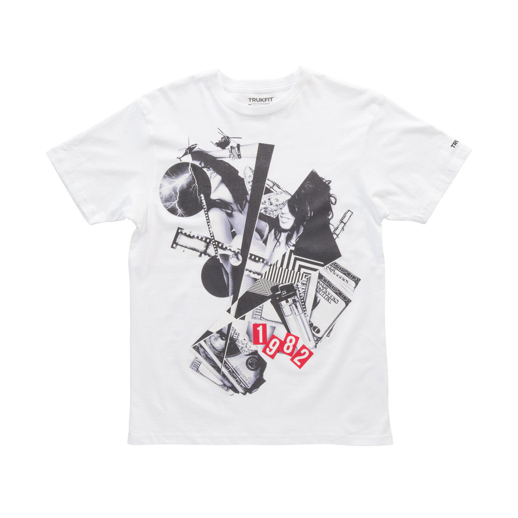 Trukfit Clothing - Collage Tee
