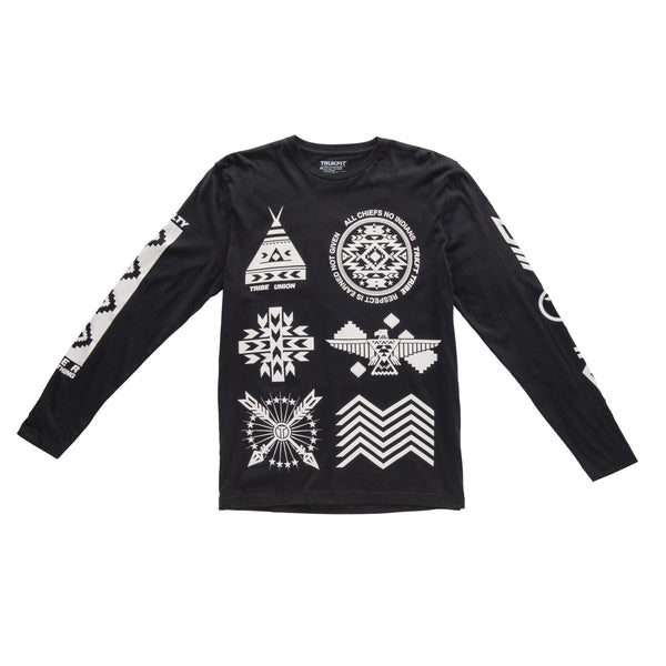 Trukfit Clothing - Long Sleeve Symbols