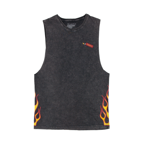 LIGHT IT UP SLEEVELESS TEE