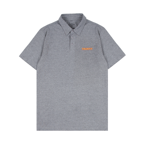 UP IN FLAMES S/S POLO